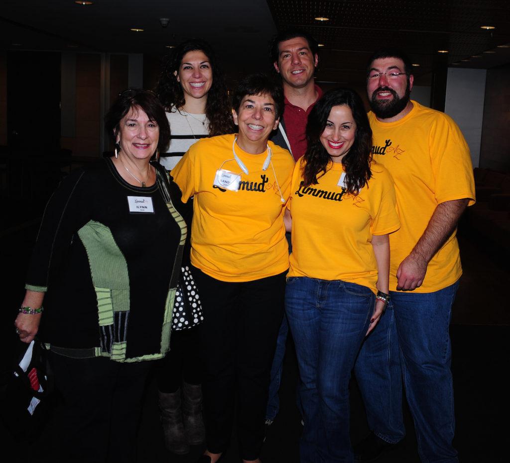 Adler Family Volunteers